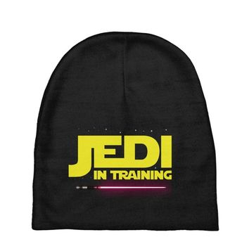 Jedi Master - Jedi in Training Family Matching Baby Beanies