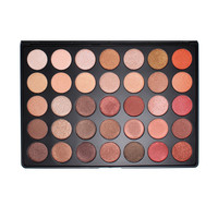 35OS - 35 COLOR SHIMMER NATURE GLOW EYESHADOW PALETTE *NEW*