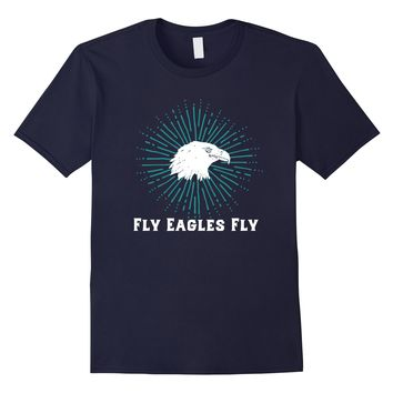 Fly Eagles Fly Game Day T-Shirt