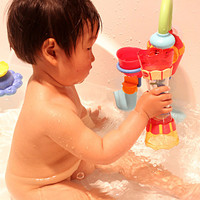 Toddler Kid Baby Boys Plastic Bath Swim Toy Water Whirly Wand Cup Beach Toy Bath Toys Kids Toys for children