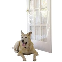 Cardinal Gates 33 in. x 35 in. Door Shield Protection from Pet Scratches-DRS - The Home Depot