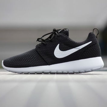 Nike Roshe One (Breeze Edition/Black/White)