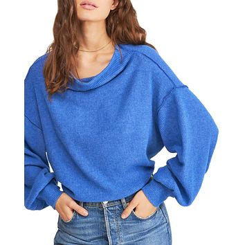 Free People - Main Squeeze Hacci - Blue
