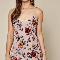 LA Hearts Burnout Slip Dress at PacSun.com