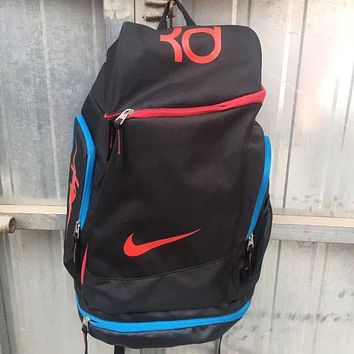 NIKE ZOOM KD 2018 Counter Basketball Backpack College Men's Schoolbag F-A30-XBSJ black