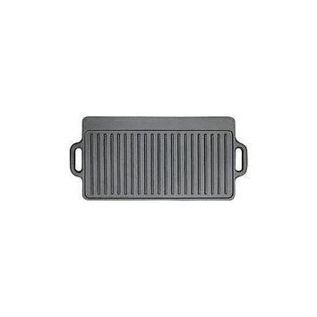 Stansport 9X20-Inch Cast Iron Griddle
