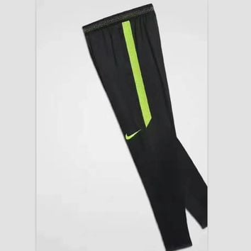 NIKE Men Stretch Leggings Sweatpants Exercise Fitness Sport Pants Trousers Tagre™