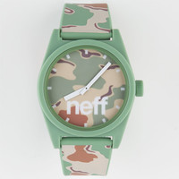 Neff Daily Watch Camo One Size For Men 22048794601