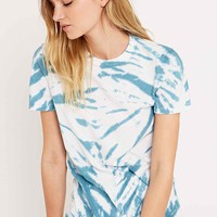 Urban Renewal Vintage Customised North Atlantic Tie-Dye Tee - Urban Outfitters