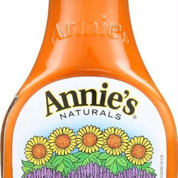 Annie's Naturals: Organic French Dressing, 8 Oz