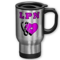 LPN Care Mug from Zazzle.com