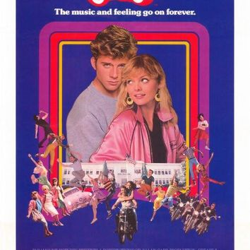 Grease 2 27x40 Movie Poster (1982)