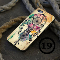 Dreamcatcher Painting - iPhone 4/4s, iPhone 5/5S, iPhone 5C and Samsung Galaxy S3/S4 Case.