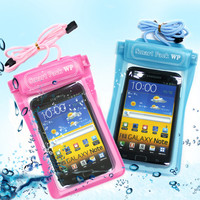 ★ New Smartphone Underwater Waterproof Case Bag for iPhone Galaxy S Galaxy Note