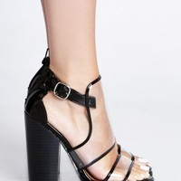 Wasteland Shoes - ShopWasteland.com - Jeffrey Campbell Syrus Heel