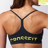Reebok Women's Reebok CrossFit 2014 Games Racer Back Bra Bra Tops | Official Reebok Store