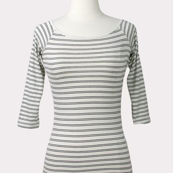 Birch Stripe Top