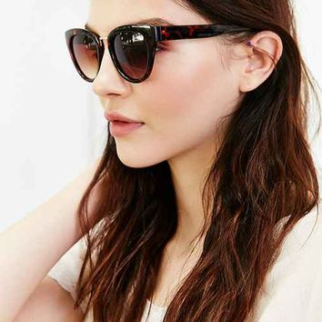 Traveler Cat-Eye Sunglasses