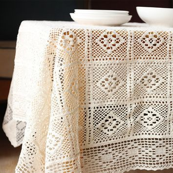 Pure Cotton Tablecloth