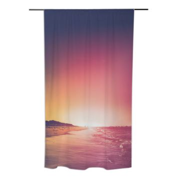 Summer - Curtain created by HappyMelvin | Print All Over Me