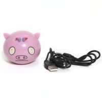 Invader Zim | Piggy Round Mini Speaker