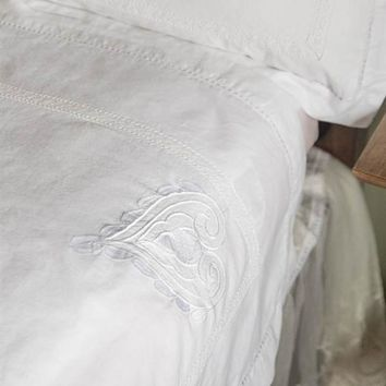 Spencerian Bedclothes
