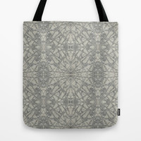 Frozen Tote Bag by Project M