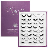 Holiday Edition Lash Book - Velour Silk Lashes | Sephora