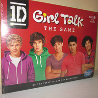 1D ONE DIRECTION GIRL TALK Game, Ready 2 Ship - Harry Louis Liam Niall Zayn on eBay!