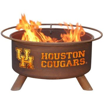 Houston Steel Fire Pit by Patina Products