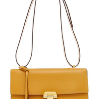 Downtown Cross Grain Leather Cross Body | Moda Operandi