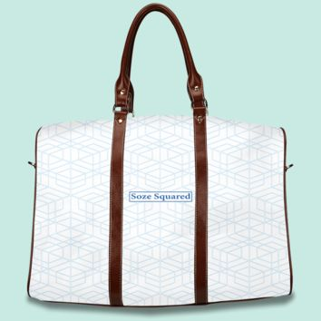 Squared Weekenders Travel Bag