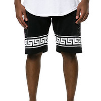 The Greco Basketball Shorts in Black