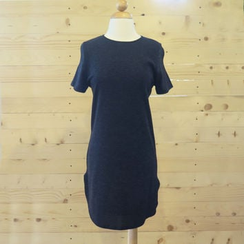 Brushed T-Shirt Dress