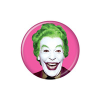 Batman Classic 1966 TV Joker Button