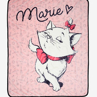 Disney The Aristocats Marie Throw Blanket