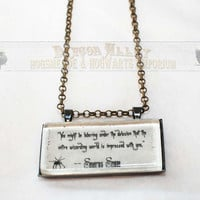 Limb and Fingers Jewelry Shop Severus Snape Quote 3 by DiagonAlley