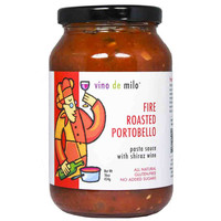 Vino de Milo Fire Roasted Portobello 16 oz