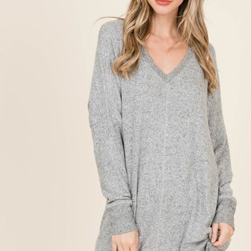 High Hopes Sweater Dress