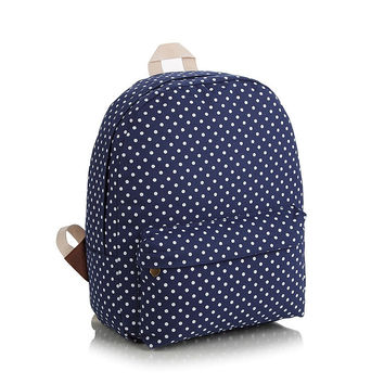 College Stylish Back To School On Sale Comfort Hot Deal Korean Canvas Casual Backpack [8097970887]