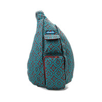 Monogrammed Kavu Rope Bags - Desert Mosaic | Monogram Sling Bag | Gift for Her | Teens | Outdoors Satchel | Crossbody Tote