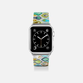 sagar ikat transparent apple watch band Apple Watch Band (38mm)  by Sharon Turner | Casetify