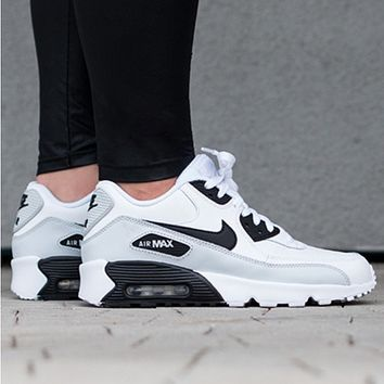 NIKE AIR MAX 90 fashion ladies men running sports shoes sneakers  F-PS-XSDZBSH 8e90d1ce5438