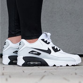 NIKE AIR MAX 90 fashion ladies men running sports shoes sneakers  F-PS-XSDZBSH b4259dd55