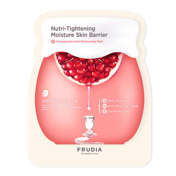 Pomegranate Nutri-Moisturizing Sheet Mask