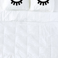 Sleeping Eyes Pillow Cases