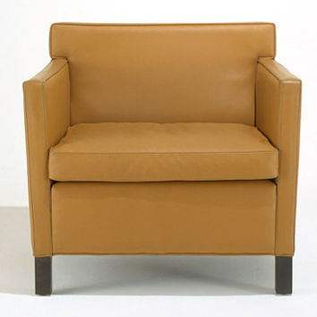 Krefeld Lounge Chair - Leather