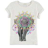 Elephant Graphic Tee (Kids)