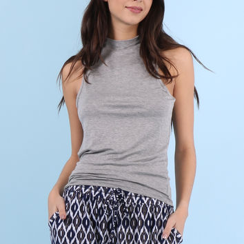 Jac Parker Ready or Not Top - Grey