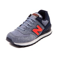 Womens New Balance 574 Sweatshirt Athletic Shoe